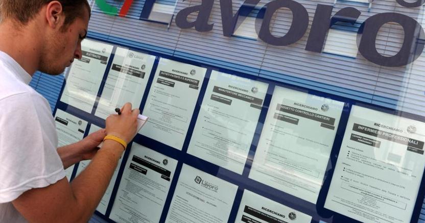 Lavoro, a marzo boom dei disoccupati over 50